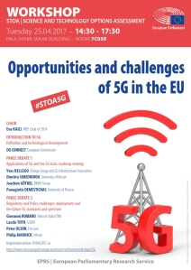 Opportunities and challenges of 5G in the EU