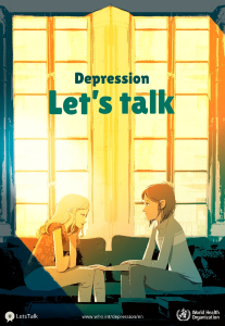 World Health Day 2017 – Depression