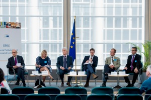 EPRS roundtable discussion - ' The political impact of the European Parliament in the 1980s: Writing EU history '