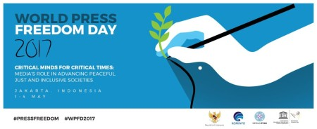 Unesco World Press Freedom Day 2017