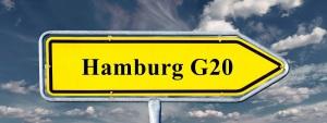 Wegweiser Hamburg G 20