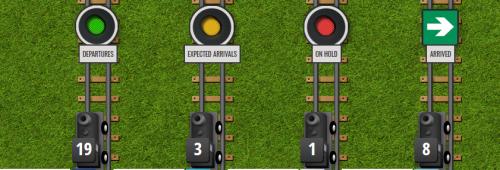 legislative train