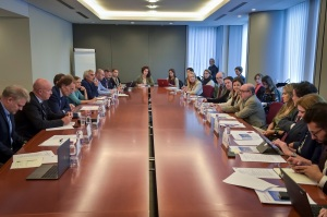 STOA high-level expert meeting: ' Technology and humanitarian aid '