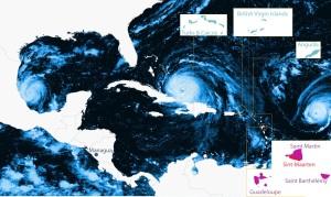 EU response to Caribbean hurricanes
