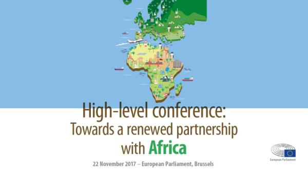 High Level conference: Towards a renewed partnership with Africa