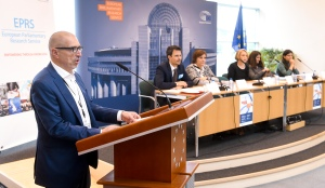 EPRS Roundtable: ' The European Council: What makes the agenda and why? '