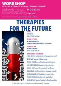 Therapies for the future