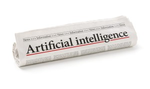 artificial intelligence newspaper