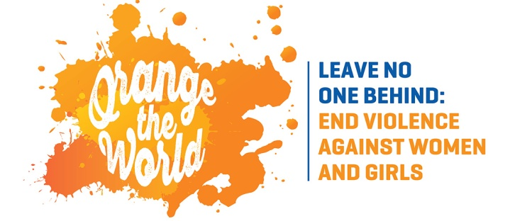 International Day for the Elimination of Violence against Women 25 November