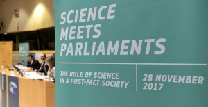 Science Meets Parlaiments. Conference on ' The role of science in post-fact society '