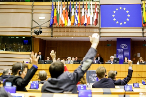 European Parliament Plenary Session – March I 2021