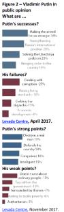 Vladimir Putin in public opinion
