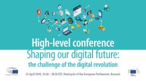 Shaping our digital future