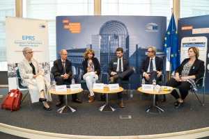 DG EPRS Policy round table - ' EU sanctions against Russia : What's next? '