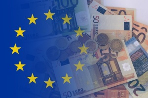 Euro bandiera