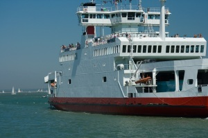 Passenger and vehicle ferry
