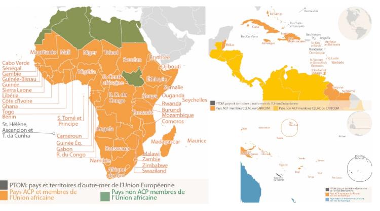 Le futur partenariat de l'Union européenne avec les pays d'Afrique, des Caraïbes et du Pacifique