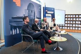 Harnessing emerging and disruptive technologies: Converting EU research into successful start-ups