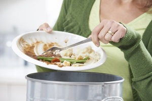 People who hate wasting food