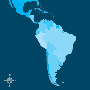 EU trade with Latin America and the Caribbean