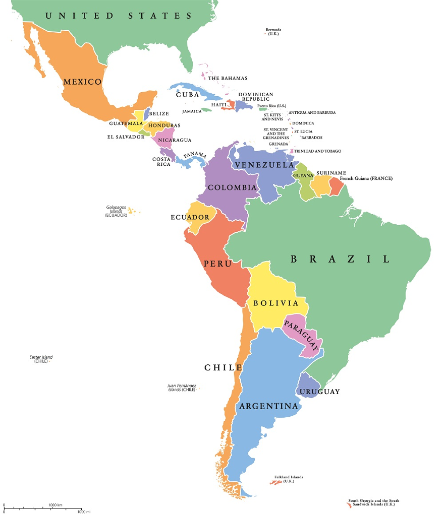 Picture of: Eu Trade With Latin America And The Caribbean Overview And Figures European Parliamentary Research Service Blog