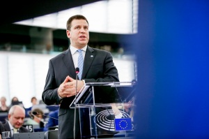 EP plenary session - Debate with the Prime Minister of Estonia on the Future of Europe