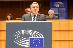 Debate with Lars Løkke RASMUSSEN, Prime Minister of Denmark on the Future of Europe