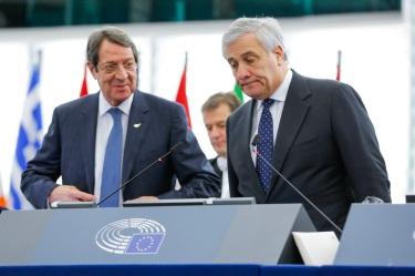EP plenary session - Debate with the President of the Republic of CYPRUS, Nicos ANASTASIADES, on the Future of Europe
