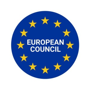 European Council symbol illustration