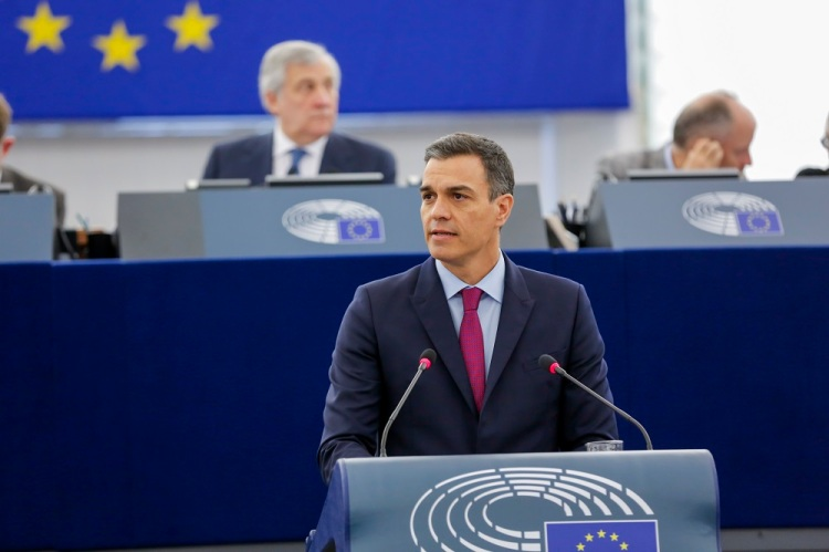 EP Plenary session - Debate with Pedro SÁNCHEZ PÉREZ-CASTEJÓN, Spanish Prime Minister on the Future of Europe