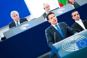 Plenary session - Debate with Giuseppe CONTE, Italian Prime Minister on the Future of Europe