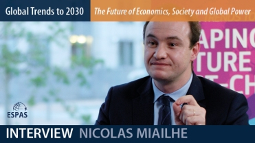 ESPAS 2018: Interview with Nicolas MIAILHE