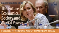 ESPAS: Foresights: Thinking about tomorrow today
