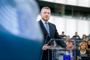 Plenary session - Debate with the Prime Minister of Slovakia on the Future of Europe