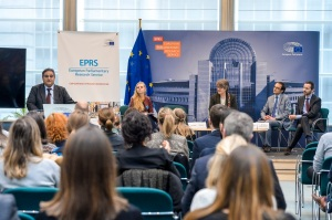 EPRS round table discussion - Roadmap for the future of Europe: Migration and borders.