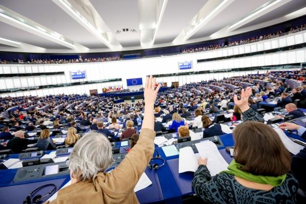 European Parliament Plenary Session – March II 2021