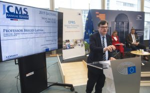 EPRS - Journal of Common Market Studies Annual Review - 2019 Lecture - How the EU27 came to be