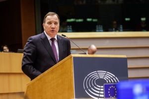 Plenary session - Debate with Sweedish Prime Minister, Stefan LOFVEN, on the Future of Europe