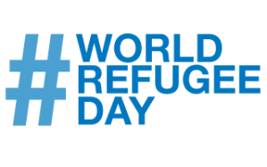 hashtag World Refugee Day