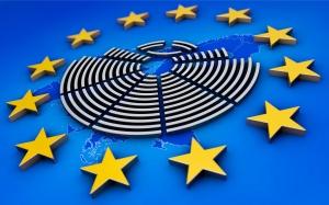 Europa, EU, Europäisches Parlament, Parlament, EU-Parlament, Politik, Europaparlament, EP, Europapolitik, tagen, Regierung, Illustration, Grafik, Demokratie, blau, Eukratie, Werbung, Europawahlen, EU-Haushalt, Wahl, Hintergrund, modern, abstrakt, 3d, Symbol, Wahlen, Straßburg, Europäische Union, Europawahl, Exekutive, EU-Kommission, Plenum, Sitze, Darstellung, Abbildung, Entscheidung, Beschluss, Gesetz, Fraktionen, Abgeordnete, Präsident, Gesetzgebung, Aufsicht, Haushalt, Brüssel, Luxemburg, Zusammenarbeit, Konzept