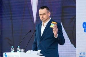Oleg Sentsov: The 2018 Sakharov Prize laureate