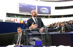 EP Plenary session - Conclusions of the European Council meeting of 12 and 13 December 2019 - European Council and Commission statements