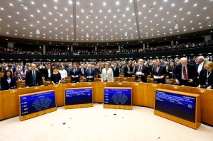 EP Plenary session - Consent vote on the Withdrawal Agreement of the United Kingdom of Great Britain and Northern Ireland from the European Union andthe European Atomic Energy Community