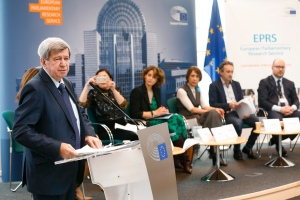 EPRS roundtable ' Western Balkans : A rocky road to enlargement '