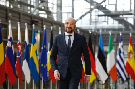 Charles Michel as President of the European Council: The first 100+ days