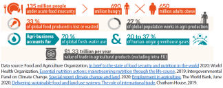 Food security in the world A goal still far away