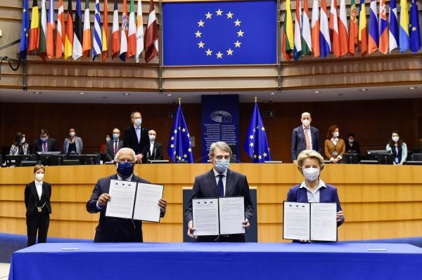 Plenary round-up – March I 2021