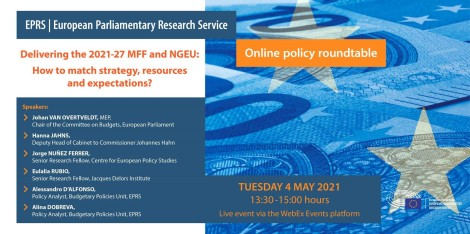 Delivering the 2021-27 MFF and NGEU: How to, match strategy, resources andexpectations?